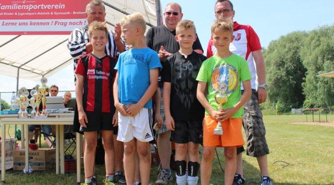 Kinder und Sportfest der Gemeinde Schöneberg 2016